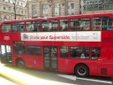 london sightseeing - double decker bus