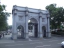 london sightseeing-marble arch
