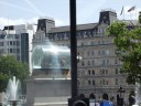 london sightseeing - trafalgar square