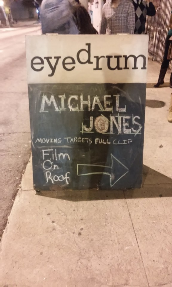 michael jones eyedrum gallery atlanta