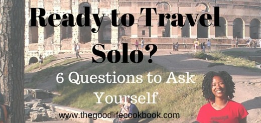 Ready to Travel Solo?