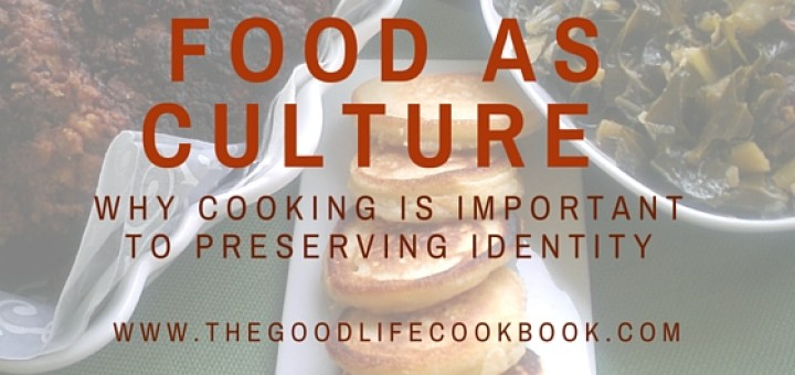 food as culture